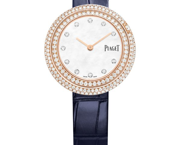 Piaget Possession 时来运转腕表(34mm)-18K 玫瑰金(G0A45092)